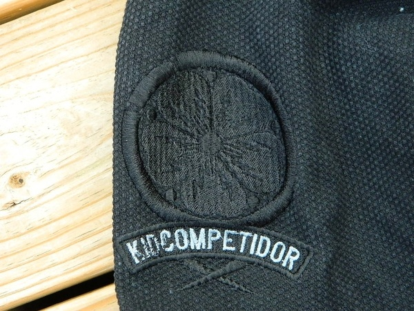 Gi Review: The Vador by Competidor