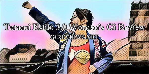 Tatami Estilo 3.0 Womens Gi Review banner2