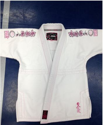 Gi Review: Women's Fuji Pink Blossom
