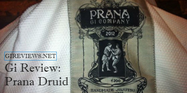 Prana Druid Gi Review