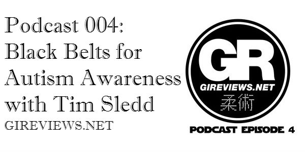 Tim Sledd | Black Belts for Autism Awareness
