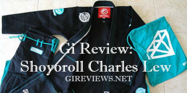 Gi Review: Shoyoroll Charles Lew