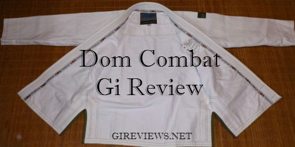 Dom Combat Gi Review