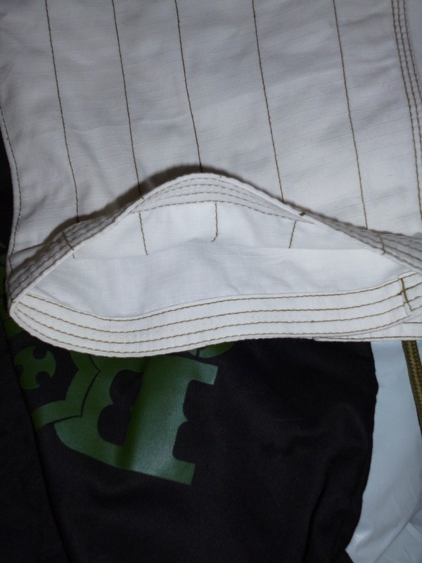 Dom Combat BJJ Gi Pants Cuff Tape