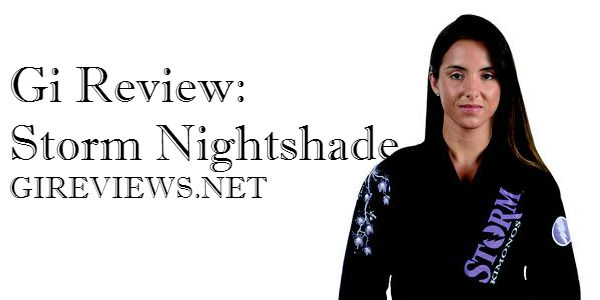 Storm Nightshade Gi Review