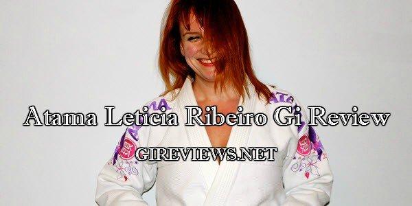 Atama Leticia Ribeiro Womens Gi Review banner