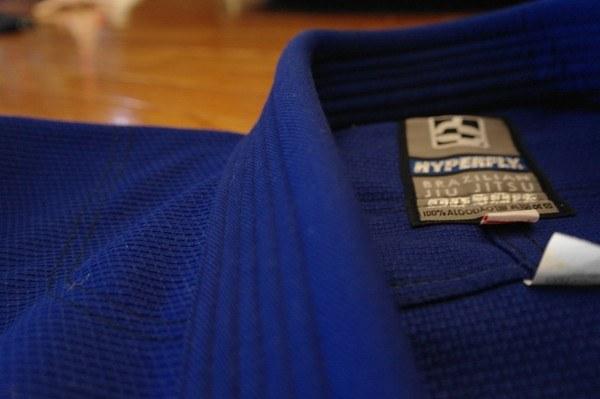 Do or Die Hyperfly jacket collar
