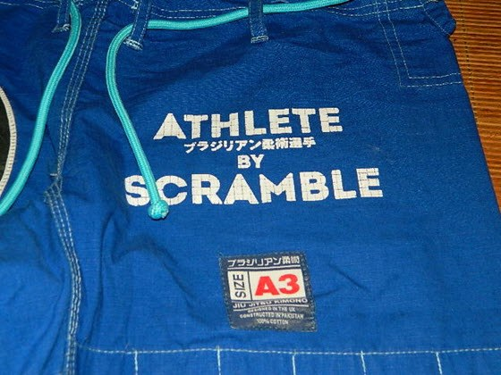 scramble-athlete-bjj-gi-review-typography