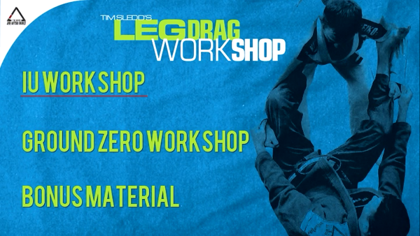 DVD Review: Leg Drag Workshop