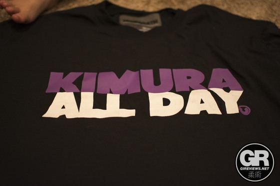 Underoath BJJ Kimura shirt