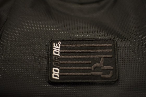 Do or Die Hyperfly Pro Gear Bag patch