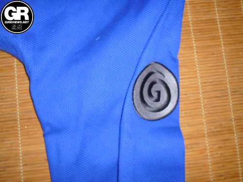groundwork bjj gi review blurry embroidery photo
