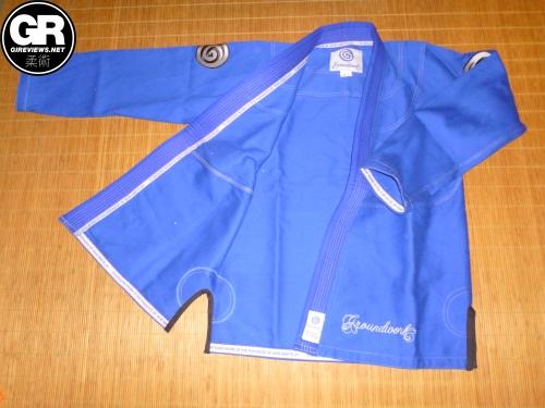 groundwork bjj gi review jacket 2