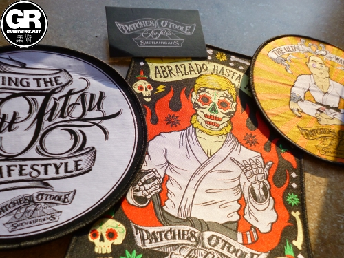 patches otoole patch review 1