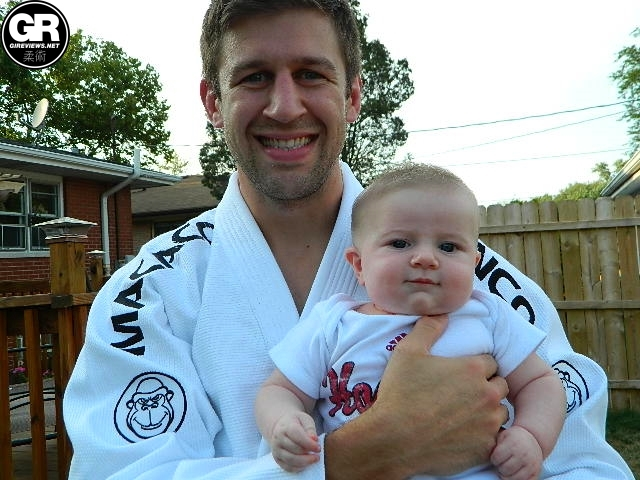 macaco branco gi review baby