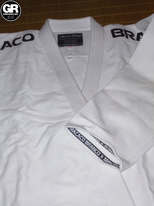 macaco branco gi review jacket