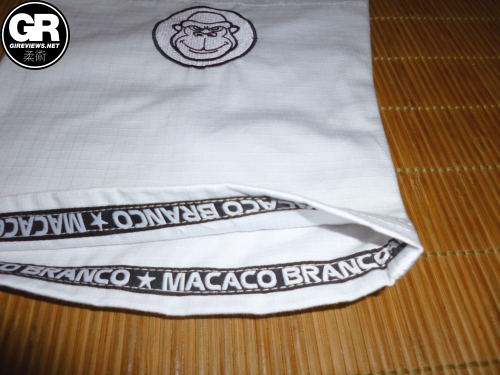 macaco branco gi review pant cuff