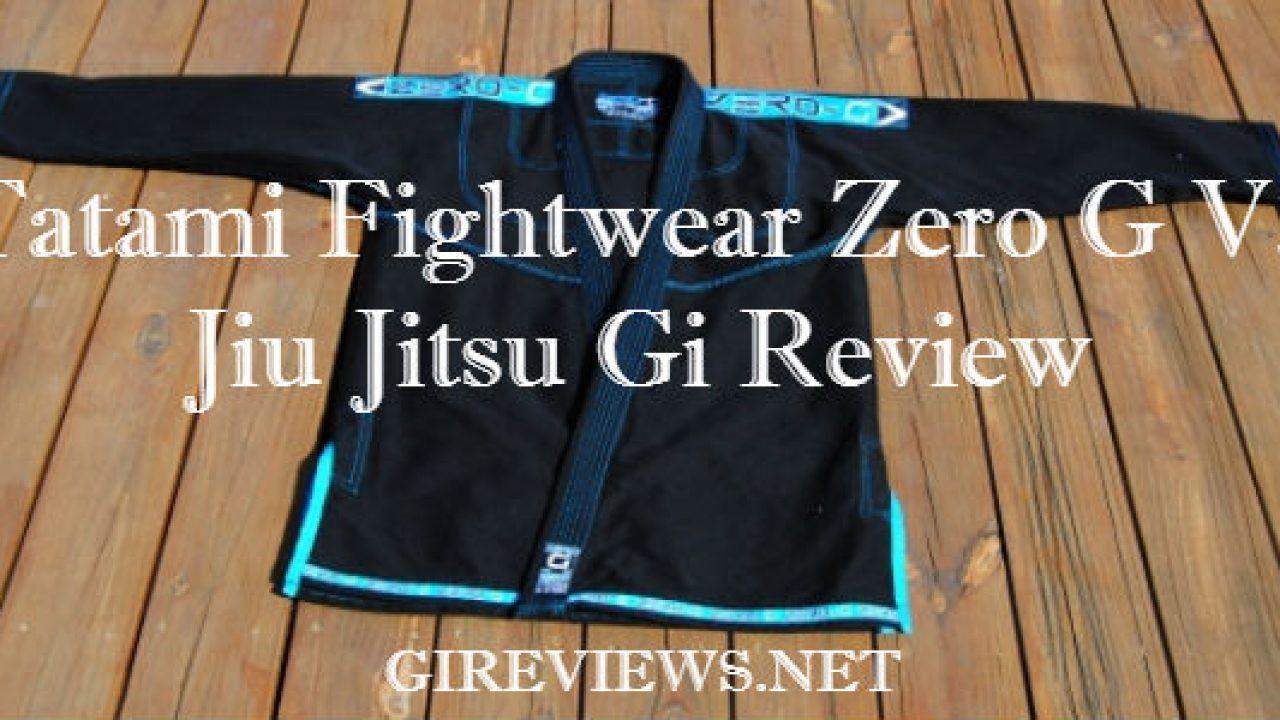Tatami Ladies Zero G V3 BJJ Gi