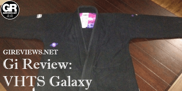 VHTS Galaxy BJJ Gi Review