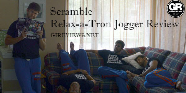 Scramble Relax-a-tron Jogger Review