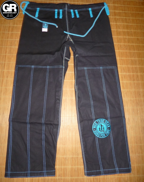 war tribe gear jiu jitsu gi trousers