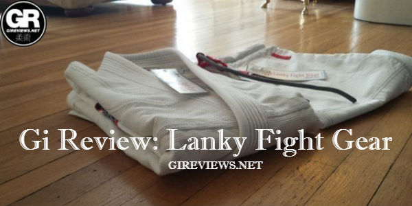 Lanky Fight Gear BJJ Gi Review