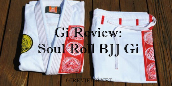 Soul Roll Jiu Jitsu Alpha Gi Review