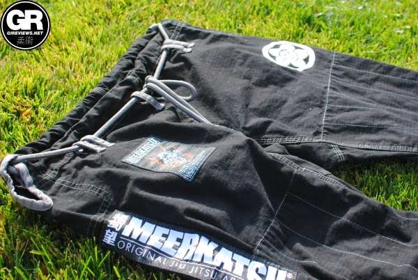 meerkatsu black heavenly jiu jitsu gi review 18