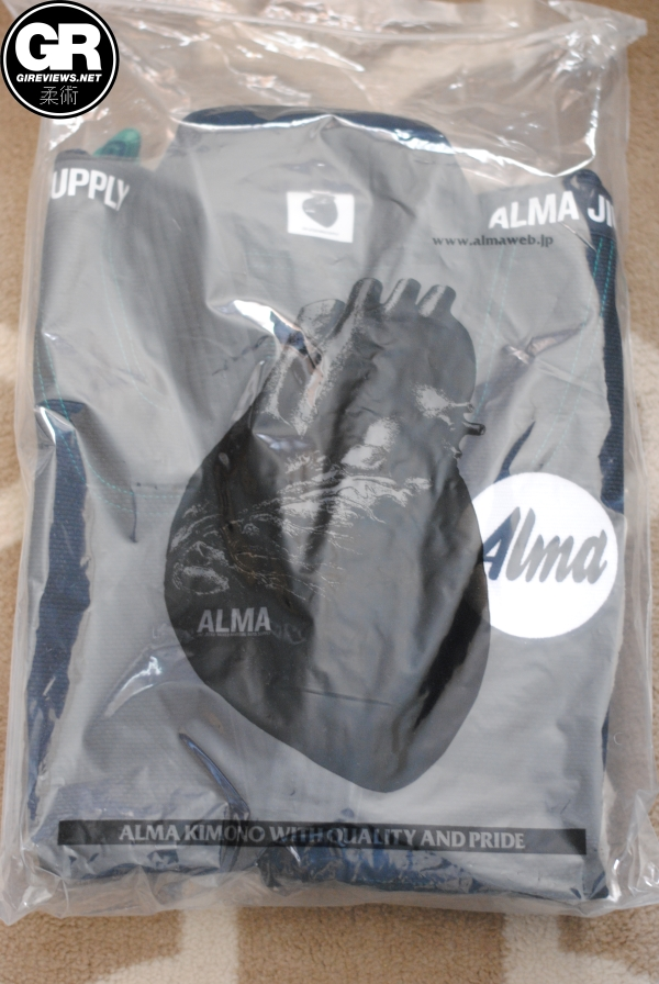 alma jiu jitsu kimonos gi review black n bag