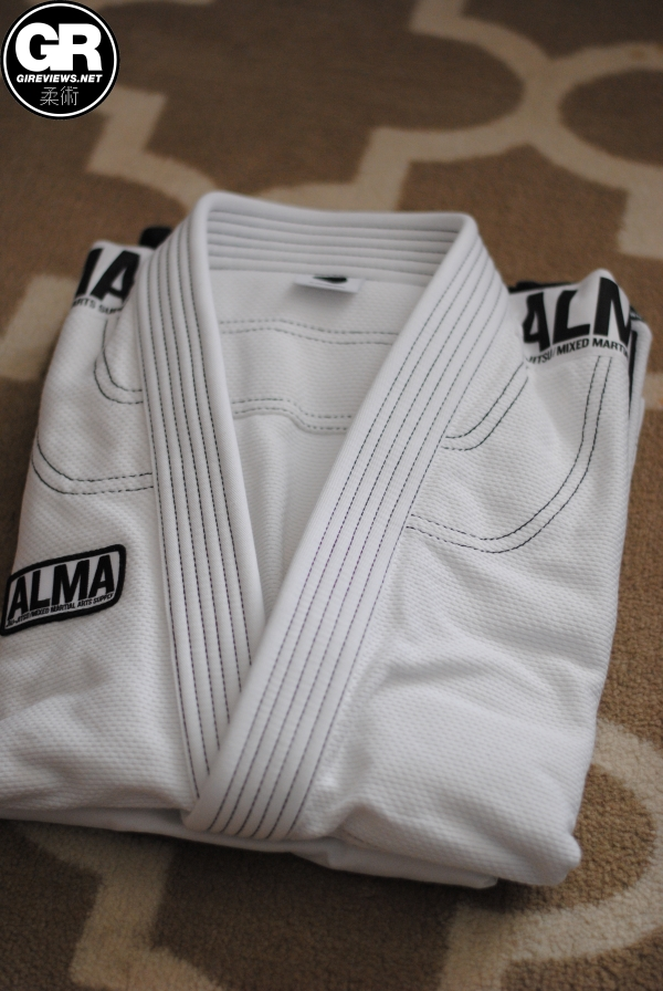 alma jiu jitsu kimonos gi review white jacket