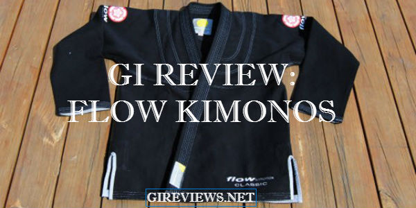 flow kimonos gi review
