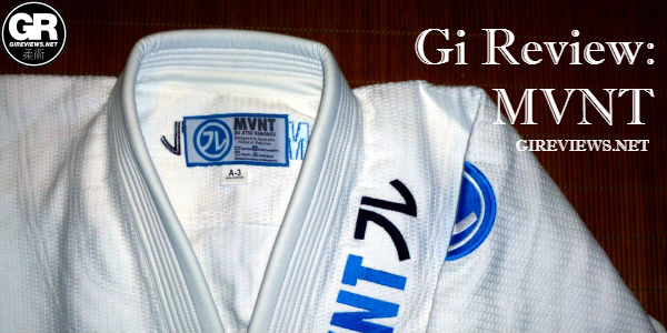 MVNT BJJ gi review