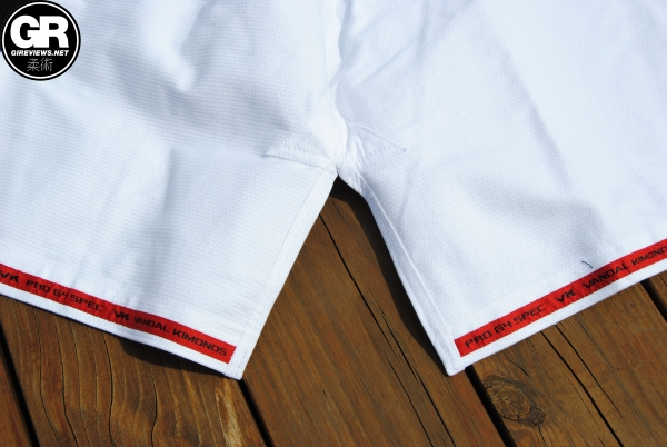 vandal kimonos bjj gi review pro g4 skirt