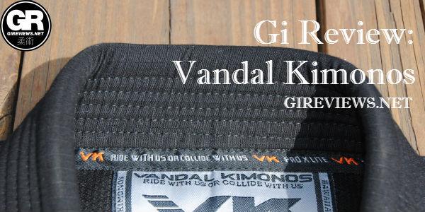 Vandal Kimonos Double Feature BJJ Gi Review