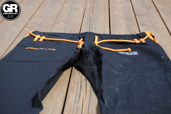 vandal kimonos bjj gi review pro xlite pant drawstring