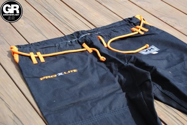 vandal kimonos bjj gi review pro xlite trousers