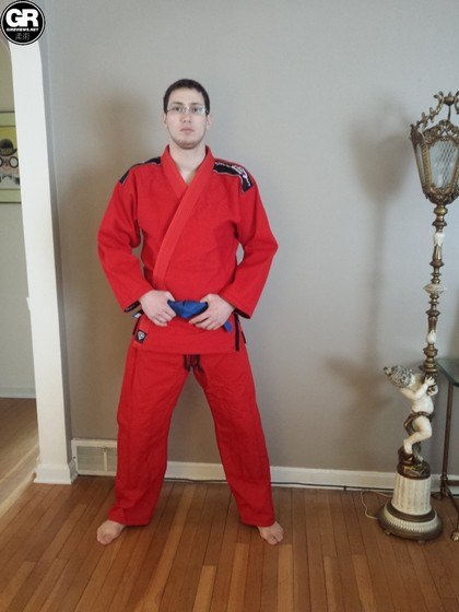 KO Sports Gear Red Gi Review (10)