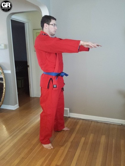 KO Sports Gear Red Gi Review (13)