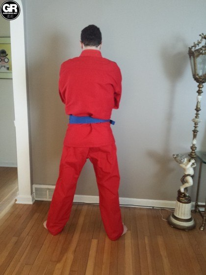 KO Sports Gear Red Gi Review (15)