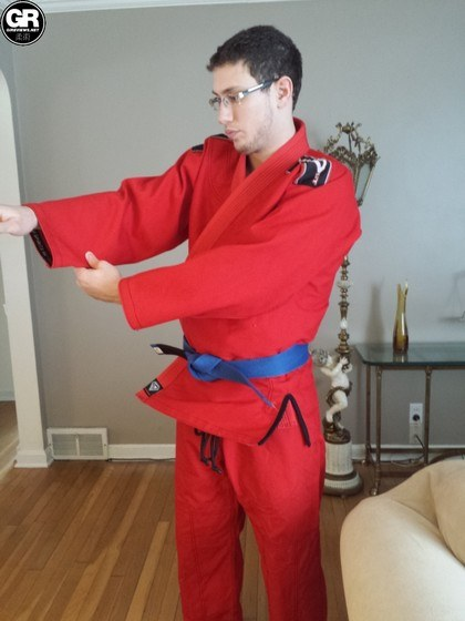 KO Sports Gear Red Gi Review (17)