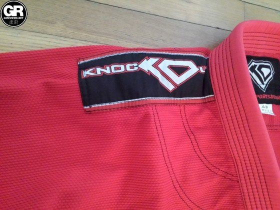 KO Sports Gear Red Gi Review (3)