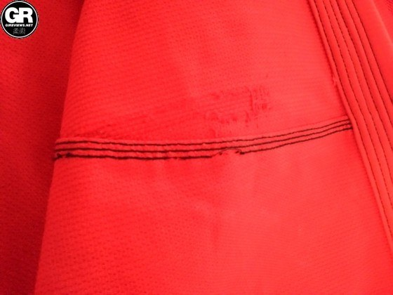 KO Sports Gear Red Gi Review (5)