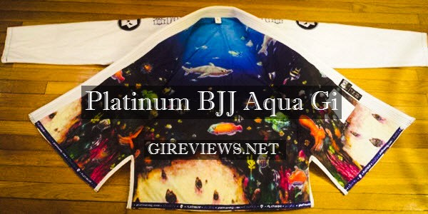 Platinum Jiu Jitsu Aqua Gi Review-Banner