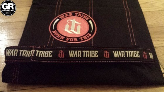 War Tribe Black Widow Gi Review (4)