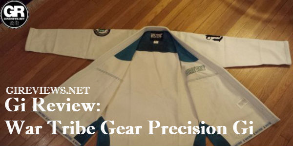 War Tribe Gear Perfection Gi Review