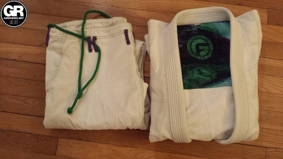 Ground Fighter Norther Lights Gi Review (4)