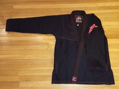 Armhunter Black Gi Review (2)