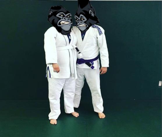 Gorilla Fight Gear