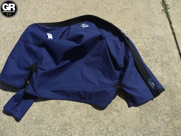 hyperfly starlyte jacket thrown on ground