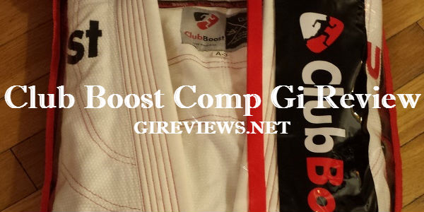 Club Boost Comp Gi Review